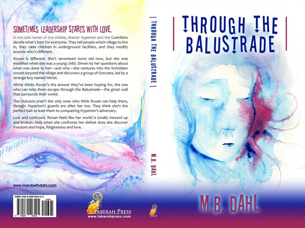 Through the Balustrade