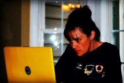 MB Dahl, Writer, Warrior, Ragamuffin