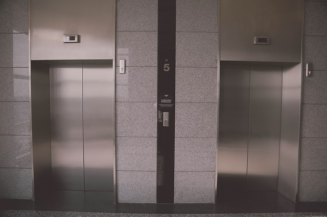 Elevator story - mb dahl