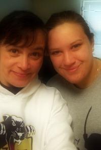 Me and Liz - Warrior