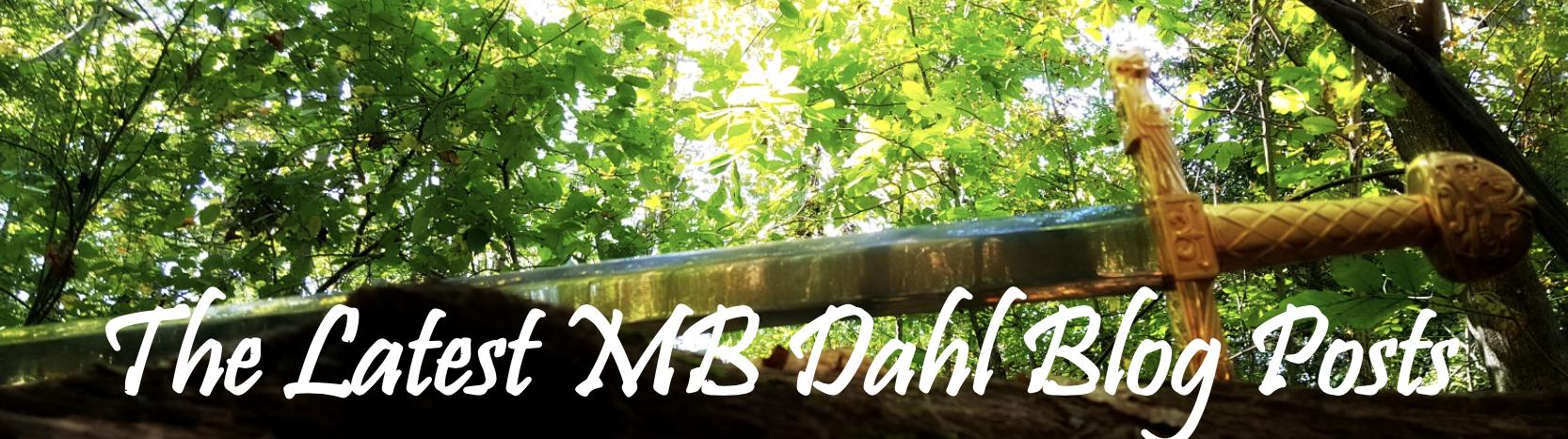 MB Dahl, Warrior, Blog Posts, Short Story,. Fiction