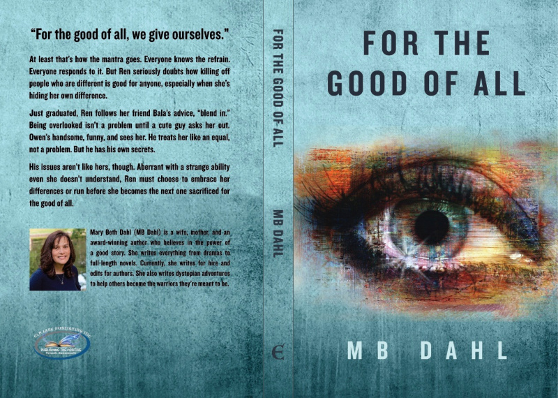 MB Dahl For the Good of All Full cover
