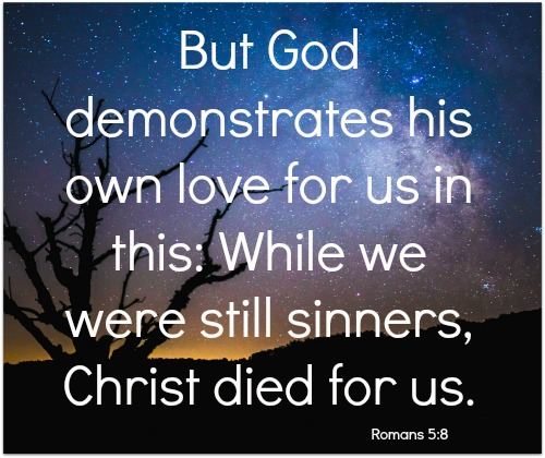 MB Dahl - Romans 5:8 - Good news for the broken