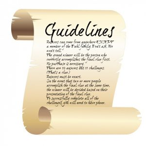 For the Good of All Guidelines